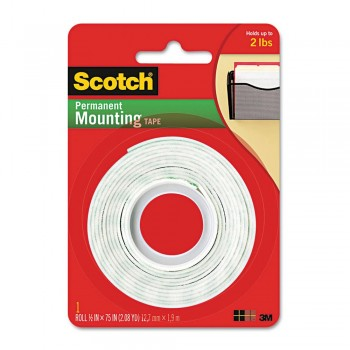 3M Scotch Mounting Tape 12.7mm x 1.9m