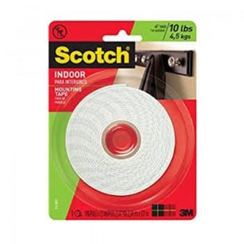 3M Scotch Mounting Tape 19mm x 8.9m