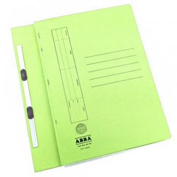 ABBA TRANSFER FILE 102(ST) 2 CLIPS GREEN
