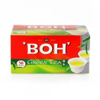 Boh Green Tea 50's