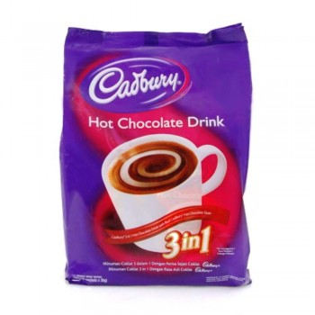 Cadbury 3in1 Hot Chocolate
