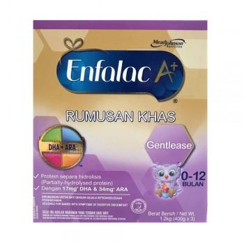 Enfalac A+ Gentlease Milk Powder 1.2kg