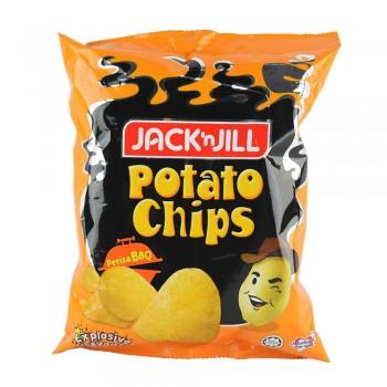 Jack 'n Jill Potato Chips BBQ 60g