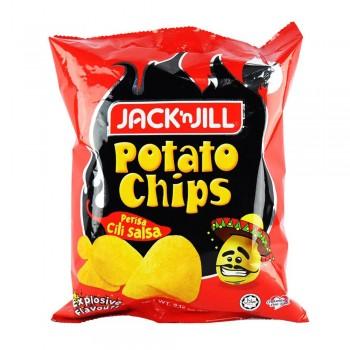 Jack 'n Jill Potato Chips Cili Salsa 60g