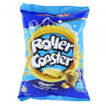 Jack 'n Jill Roller Coaster CHEESE 60g