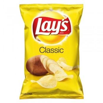 Lay's Classic Potato Chips - 184.2g