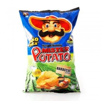 Mister Potato Jumbo Pack Barbecue Potato Chip 160g