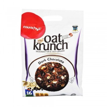 Munchy's Oat Krunch Dark Chocolate (Item No: E04-26) A2R1B37