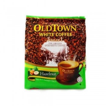 Old Town White Coffee 3 in 1 Hazelnut (Item No: E01-15) A2R1B7