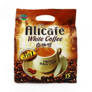 Power Root Alicafe 3 in 1 White Coffee (15 Sachets) (Item No: E01-18) A2R1B102
