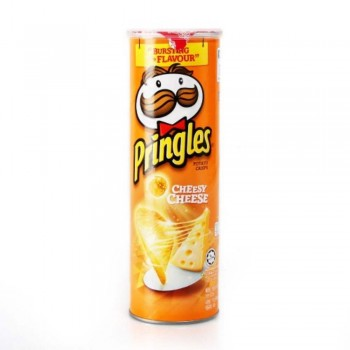 Pringles Cheesy Cheese 110g
