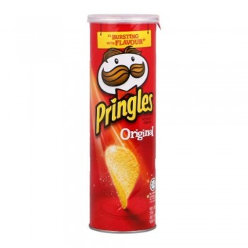 Pringles Potato Crisps - Original 110g