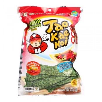 Tao Kae Noi Crispy Seaweed - Hot & Spicy (Item No: E05-28) A2R1B82