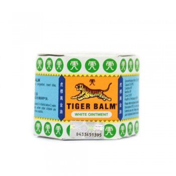 Tiger Balm White (19gm) (Item No: E07-06) A3R1B130