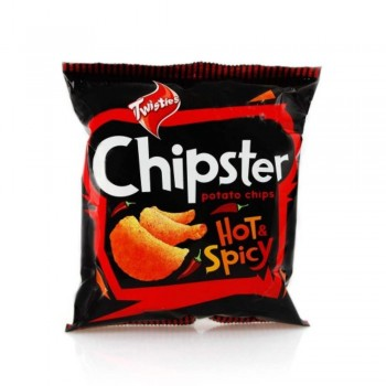 Twisties Chipster Hot & Spicy (Item No: E05-19) A2R1B68