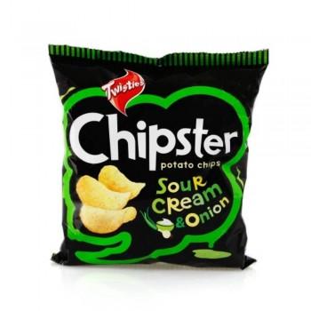 Twisties Chipster Sour Cream & Onion (Item No: E05-22) A2R1B43