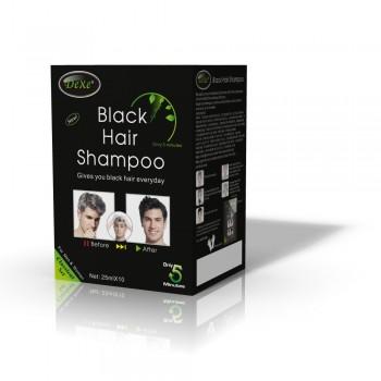 Dexe Black Hair Shampoo 25ML