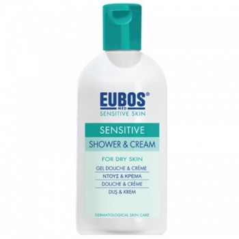 Eubos Sensitive Shower & Cream 200ML