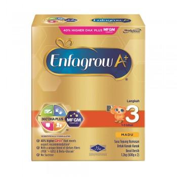 Enfagrow A+ Step 3 Honey 1.2kg