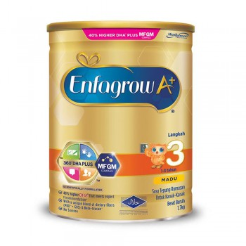 Enfagrow A+ Step 3 Honey 1.7kg