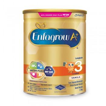 Enfagrow A+ Step 3 Vanilla 1.7kg