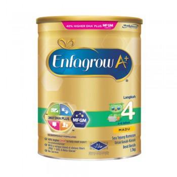Enfagrow A+ Step 4 Honey Milk Powder 1.7kg