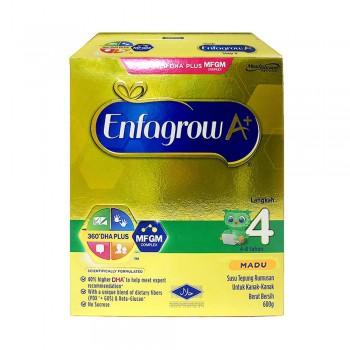 Enfagrow A+ Step 4 Honey Milk Powder 600g