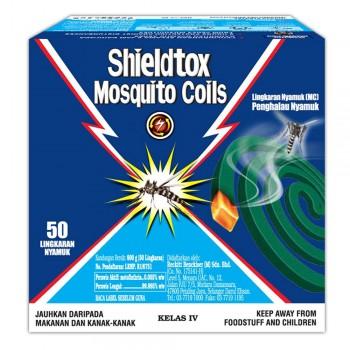 Shieldtox 8 hours Mosquito Coil 50 pieces
