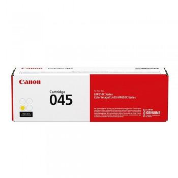 Canon Cartridge 045 Yellow Toner Standard 1.3k