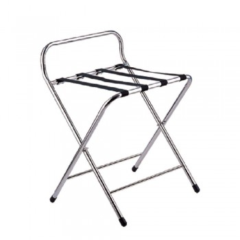 S.Steel Folding Luggage Stand FLS-700/SS (Item No:G01-205)