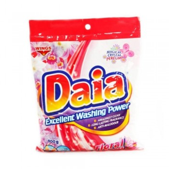 Daia Floral Freshness Excellent Washing Power - 900g (Item No: F05-02 FLORAL) A3R1B70