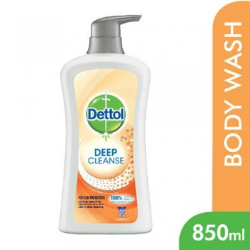 Dettol Deep Cleanse Shower Gel 850ml