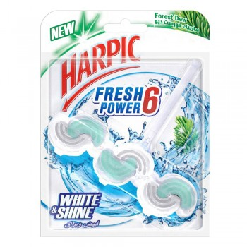 Harpic Fresh Power 6 Forest Dew Toilet Cleaner 39g