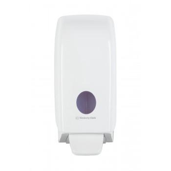 Scott Aquarius Skin Care Dispenser - White