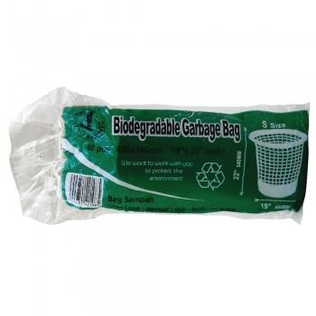 S30 Bio-D Garbage Bag S Size - White