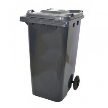 LEADER Mobile Garbage Bins BP 120 D.Grey