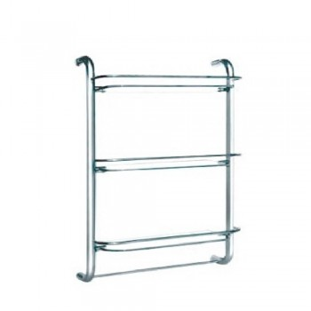 S.Steel Trible Glass Shelf SGS-1403 (Item No:F15-15)