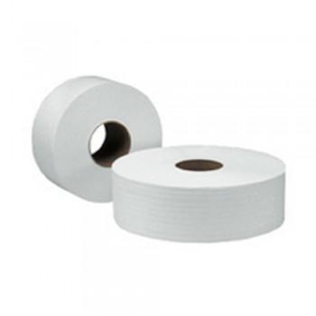 Scott 2-Ply Jumbo Roll Tissue (Non-Embossed - 150m)