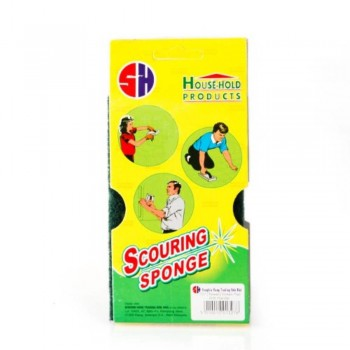 Senghin Hang Trading Green Pad + Handle (Item No: F10-11) A4R1B53