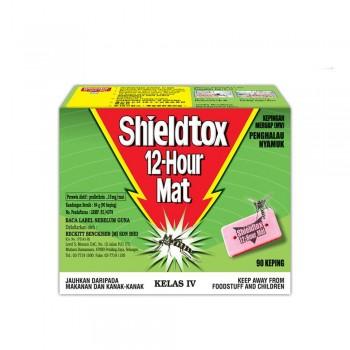 Shieldtox 12-Hour Mat Refill 90's