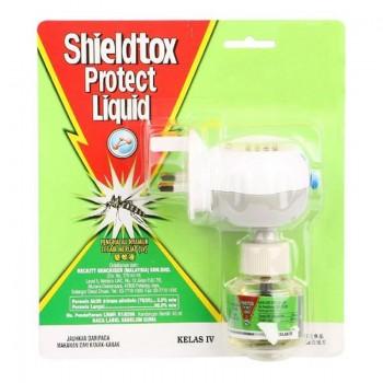 Shieldtox Protect Green LED Liquid Compact 45ml