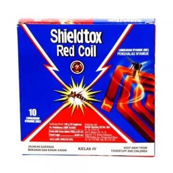 Shieldtox Red Coills (10pcs) (Item No: F07-10) A3R1B17