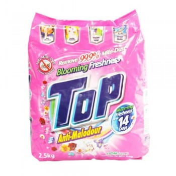 Top Blooming Freshness Anti-Malodour 2.5kg (Item No: F05-05 BLOOMING) A3R1B55