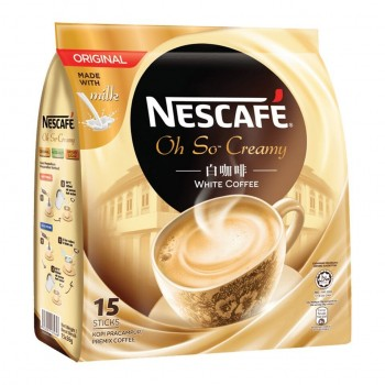 Nescafe Ipoh White Coffee Original (Item No: E01-25) A2R1B16
