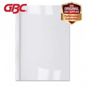 GBC Thermal Cover Standard - 3mm/30Shts (Item No: G07-47)