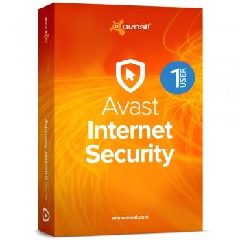 Avast Internet Security 1user