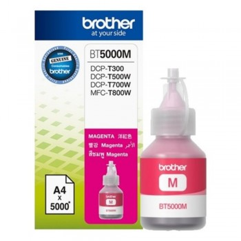 Brother BT-5000M Magenta Ink Tank -5K Pgs