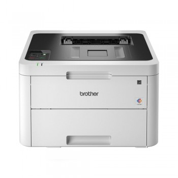 Brother HL-L3230CDN Network Colour LED Printer, Duplex Mobile Print