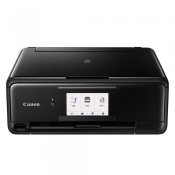 Canon TS8170 Black All-In-One Inkjet Printer (Print, Scan, Copy)