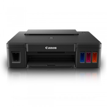 Canon Pixma G1000 - A4 Single Function Color Ink Efficient Inkjet Printer